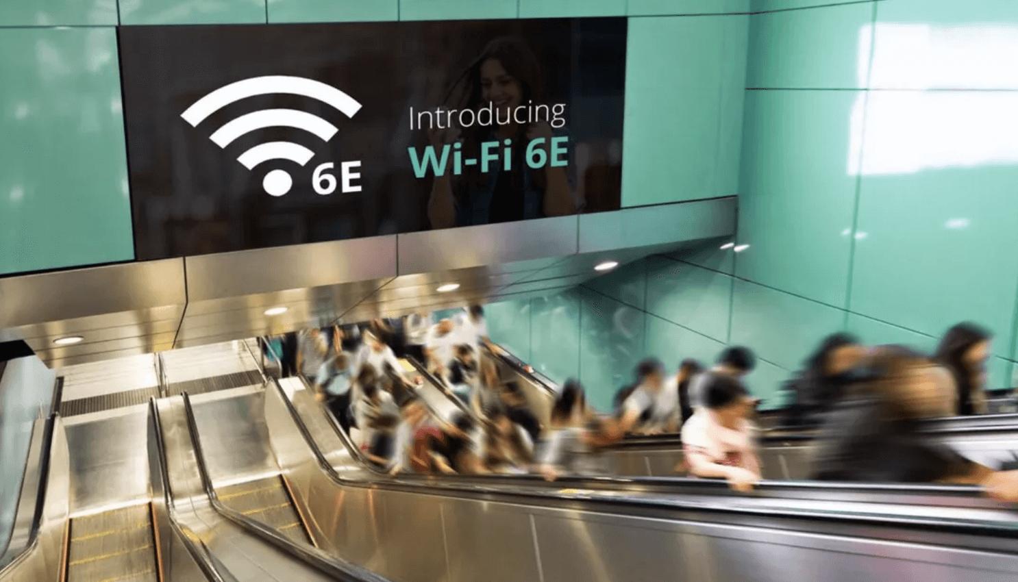 美国联邦通信委员会(FCC)投票决定开放6GHz频段用于Wi-Fi使用